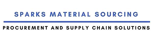 Sparks Material Sourcing Logo